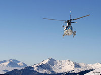 Helicopter Ski Transfers from Geneva to Morzine