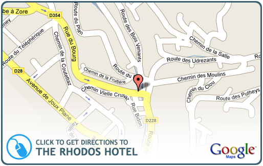 Directions to Rhodos