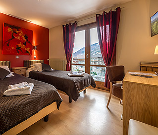The Rhodos Hotel Morzine