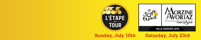Morzine L'Etape Du Tour accommodation and Morzine Tour De France accommodation